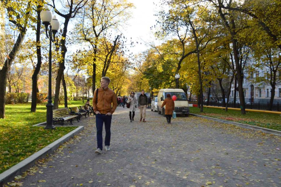 Золотая моя Москва26