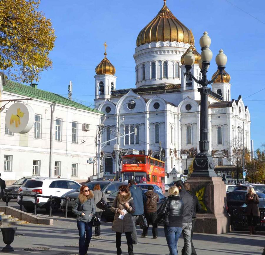 Золотая моя Москва39