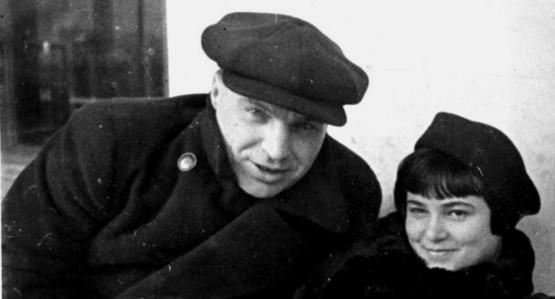 Валерий Чкалов и Роза Тамаркина в блоге Владимира Азарта