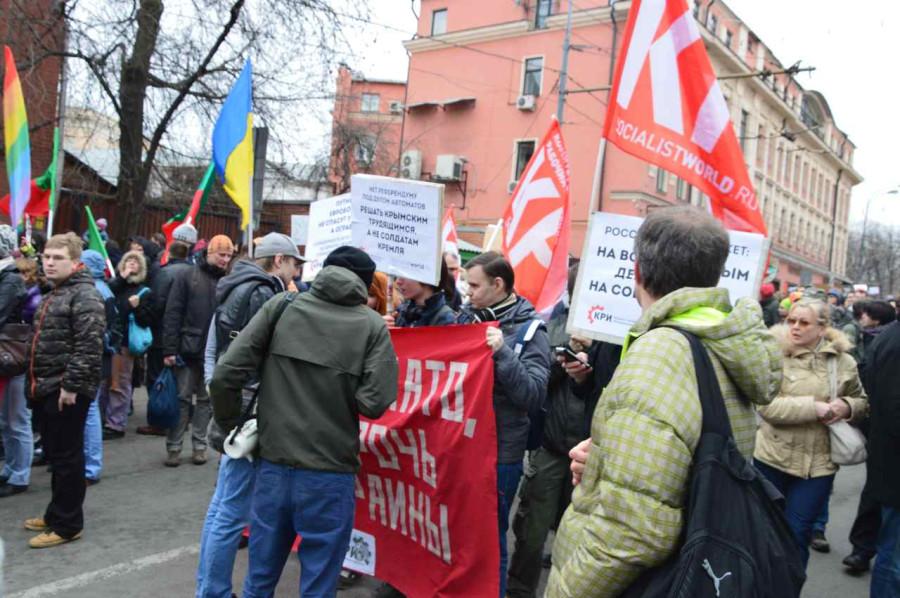 По бульварам мирным маршем9