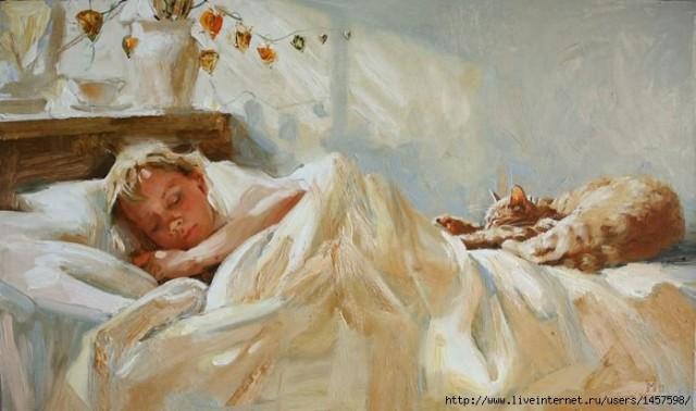 Сон Марии Павловой в блоге Владимира Азарта