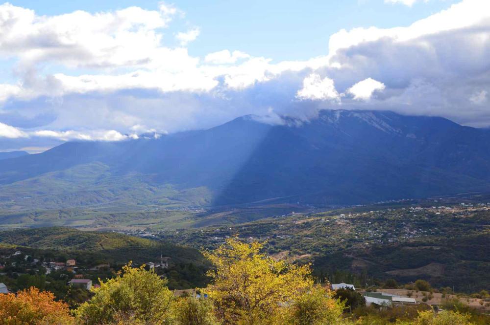 ДемерджиВид с горы13