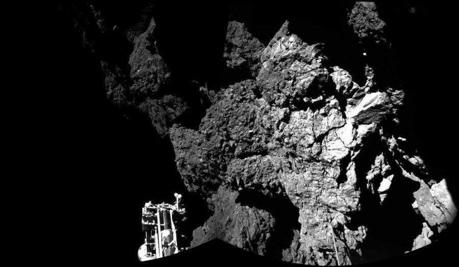 Welcome to a Comet HD_1