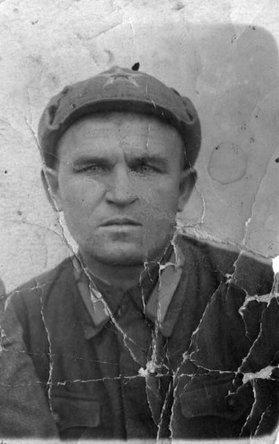 Мой дед - Щеголев Семен Павлович. Владимир Азарт.