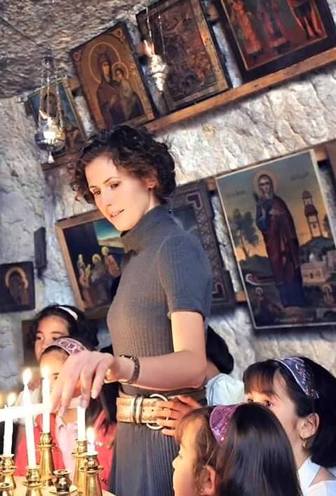 Один из женских образов Сирии, который не вернуть