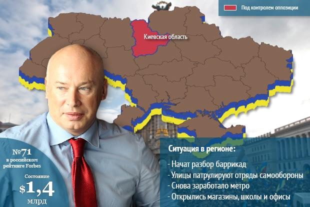 Forbes (и многие прагматики) правильно указывают на тех,кто сейчас стоит с вилками у пирога Украины