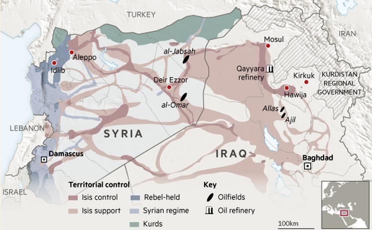 ИГ и нефть