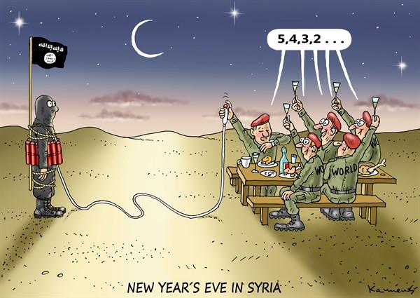 С Новым годом! Итоги 2015