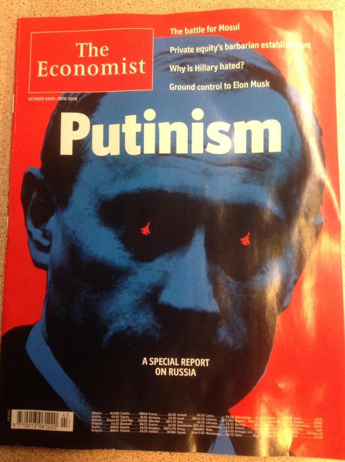 Заложники Путина и клюквы