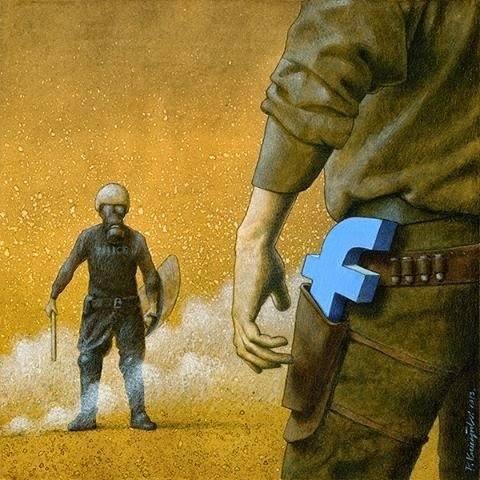 Фейсбук vs Европа: Роскомнадзору и не снилось