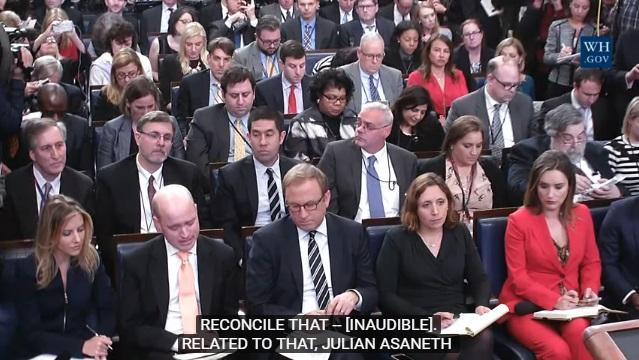 Последняя пресс-конференция Б.Обамы