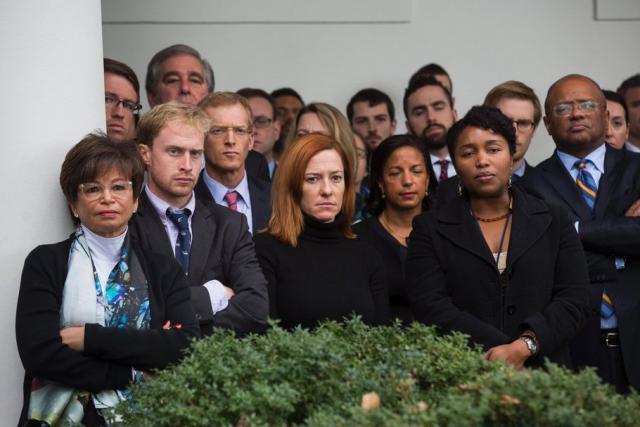 """Из """"команды Обамы"""" Джен Псаки честнее многих совершила coming out из Белого дома"""