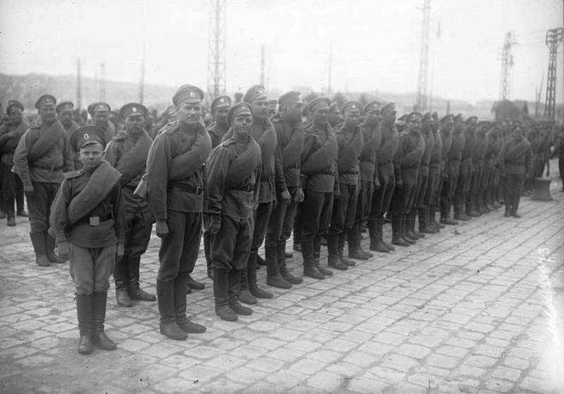 Русский экспедиционный корпус_отношение французов