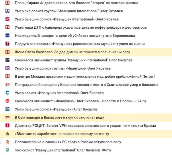 """Смертельное амплуа группы """"Иванушки International"""""""