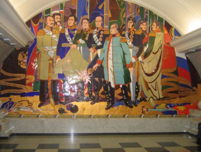 По поводу памятника Калашникову...