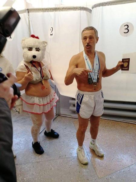 Выборы за пределами России и не только