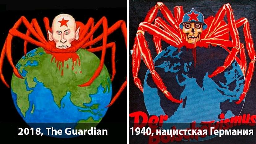 Путин контролирует Землю