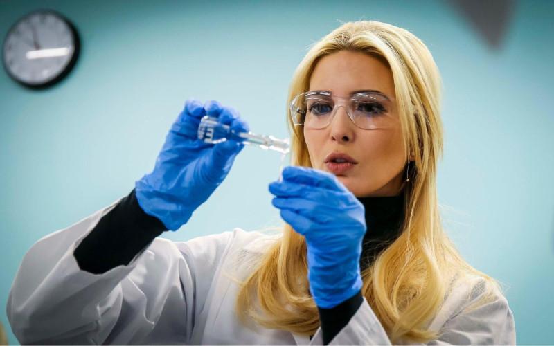 Химия становится модной(