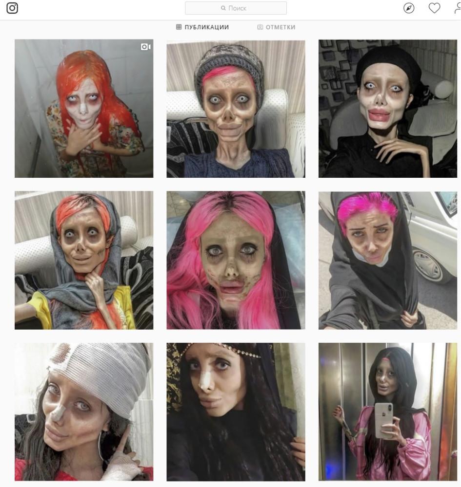 Модный инстаграм_экстремизм по-ирански