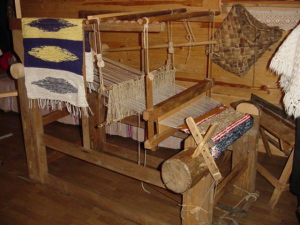 Ткацкий станок своими руками для изготовления деревенских половиков цена 90