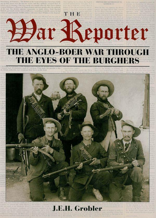 War reporter - JEH GROBLER