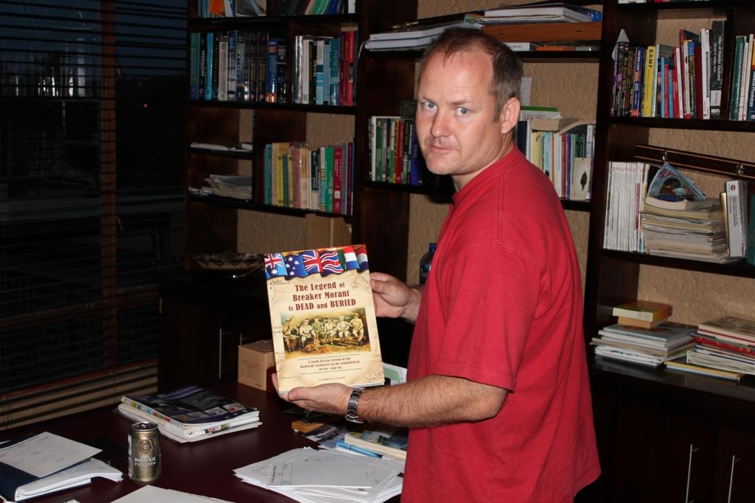Книга об АБВ на Лимопо.1 - 30