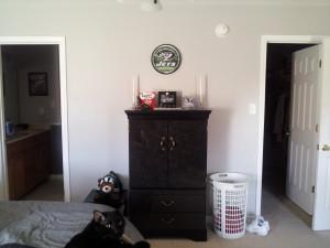 Master Bedroom - After 1