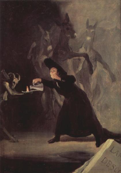 Картины Франсиско Гойя о колдовстве.. Обсуждение на LiveInternet ...
