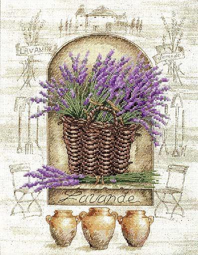 French Lavender 28 x 36 cm