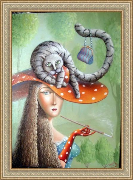 Картины Зураба Мартиашвили.