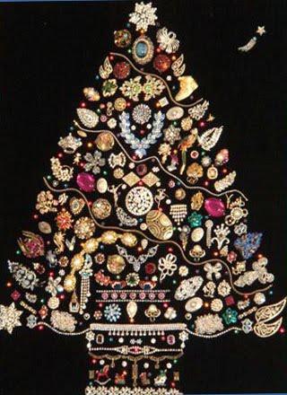 Необычные новогодние елки.