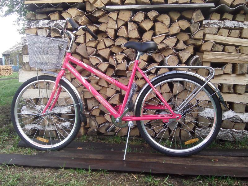 """""""Я буду долго гнать велосипед,..."""""""