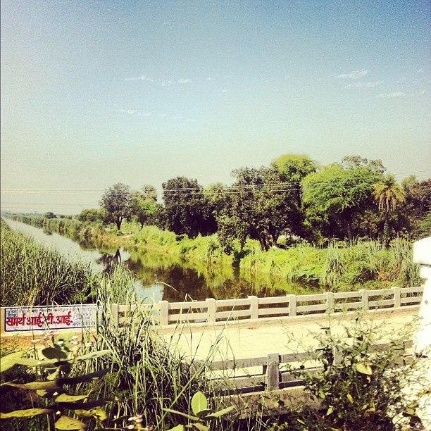 Мосты и реки