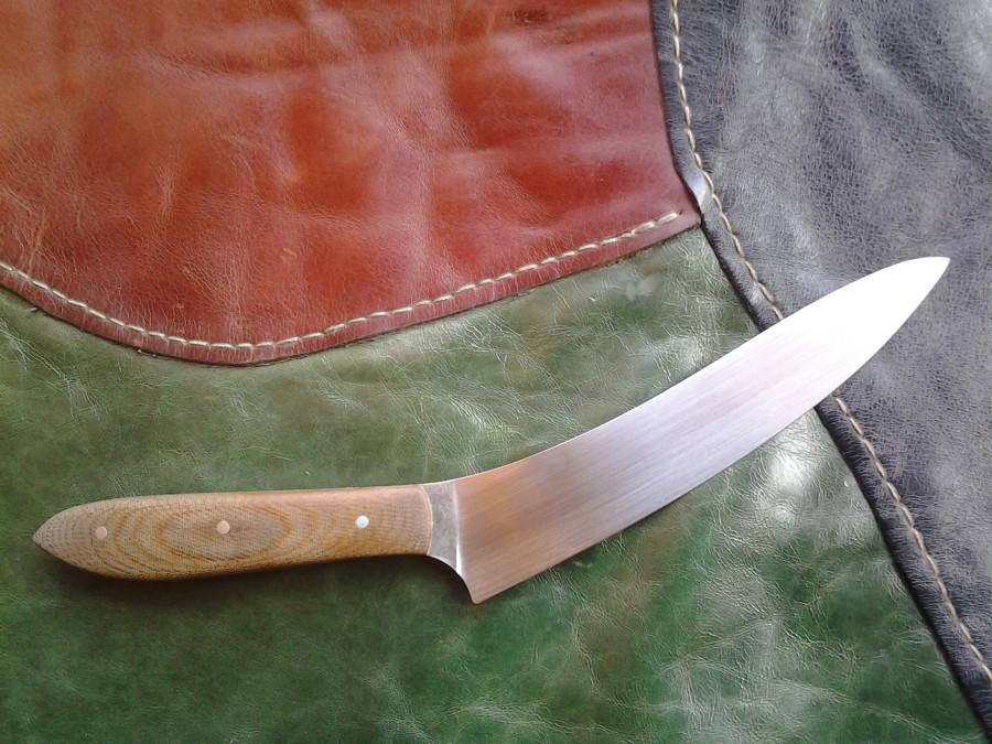 Не обычный кухонный нож от Валерия Вегеры