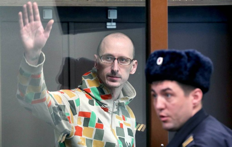 Новиков признан виновным по делу о применении насилия к полицейскому в незаконной акции 27 июля