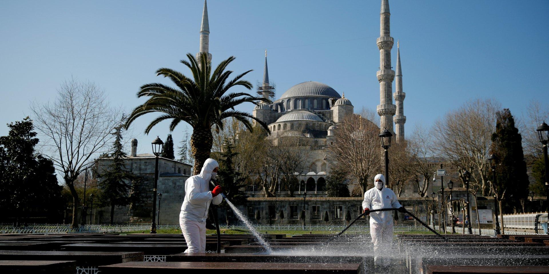 «Я бы не советовал ехать в Турцию сейчас» - Онищенко