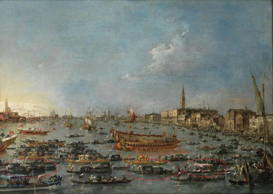Francesco Guardi (1712-93) - The Bucintoro Festival of Venice р.jpg