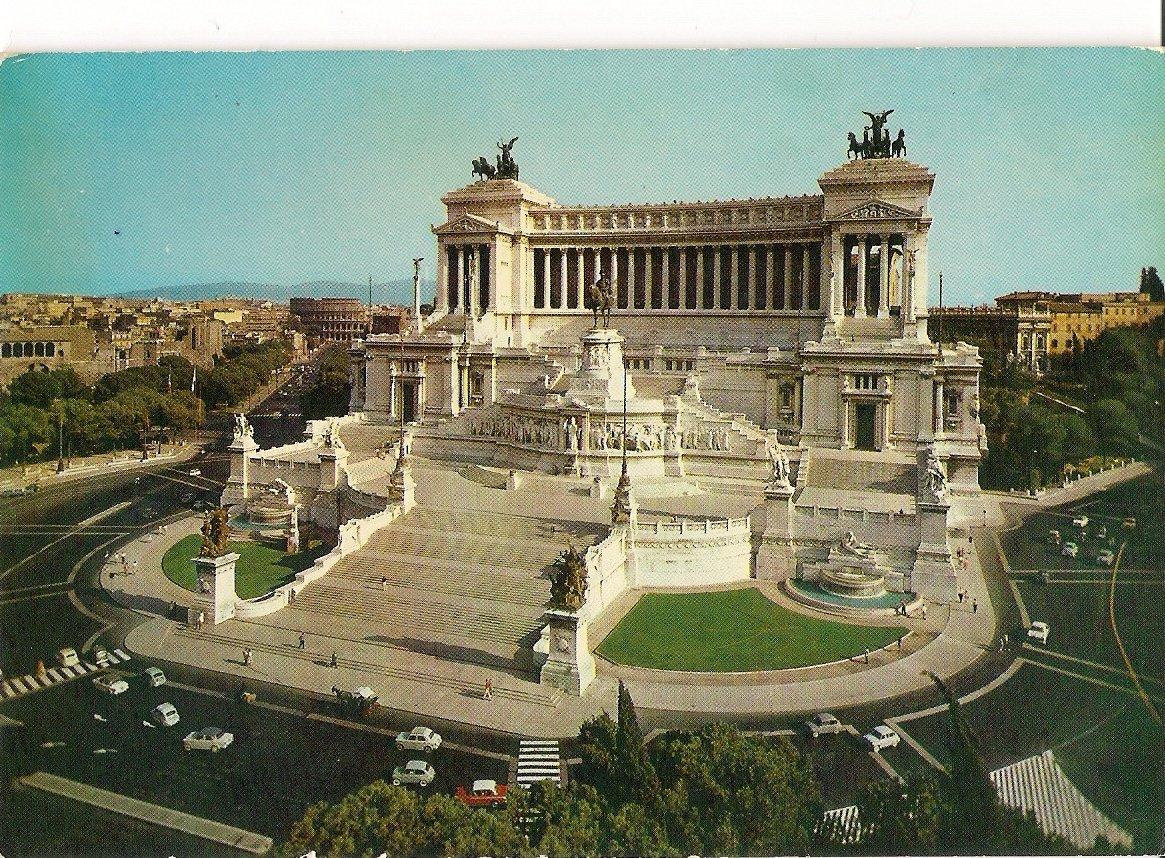 Венецианская площадь Рим..jpg
