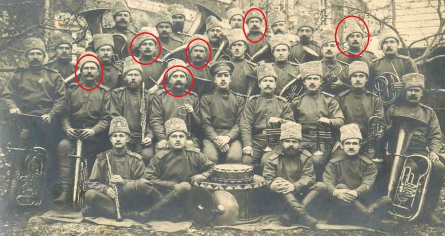 Музыкантская команда 430-го пехотного Валкского полка 108-й пехотной дивизии.jpg