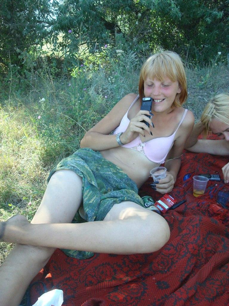 фото проституток в трусах