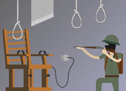 Про демократию и смертную казнь