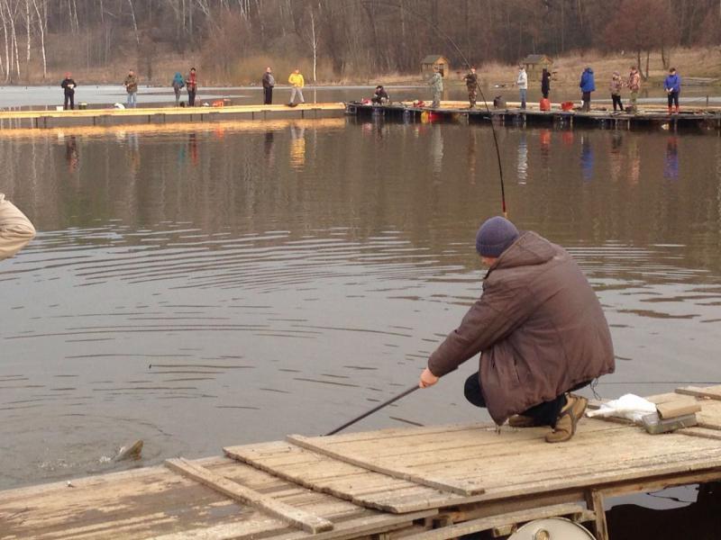 рыболовные базы симпозиум бери  русфишинг