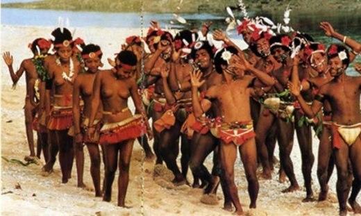 Видео сексуальных ритуалов народов мира