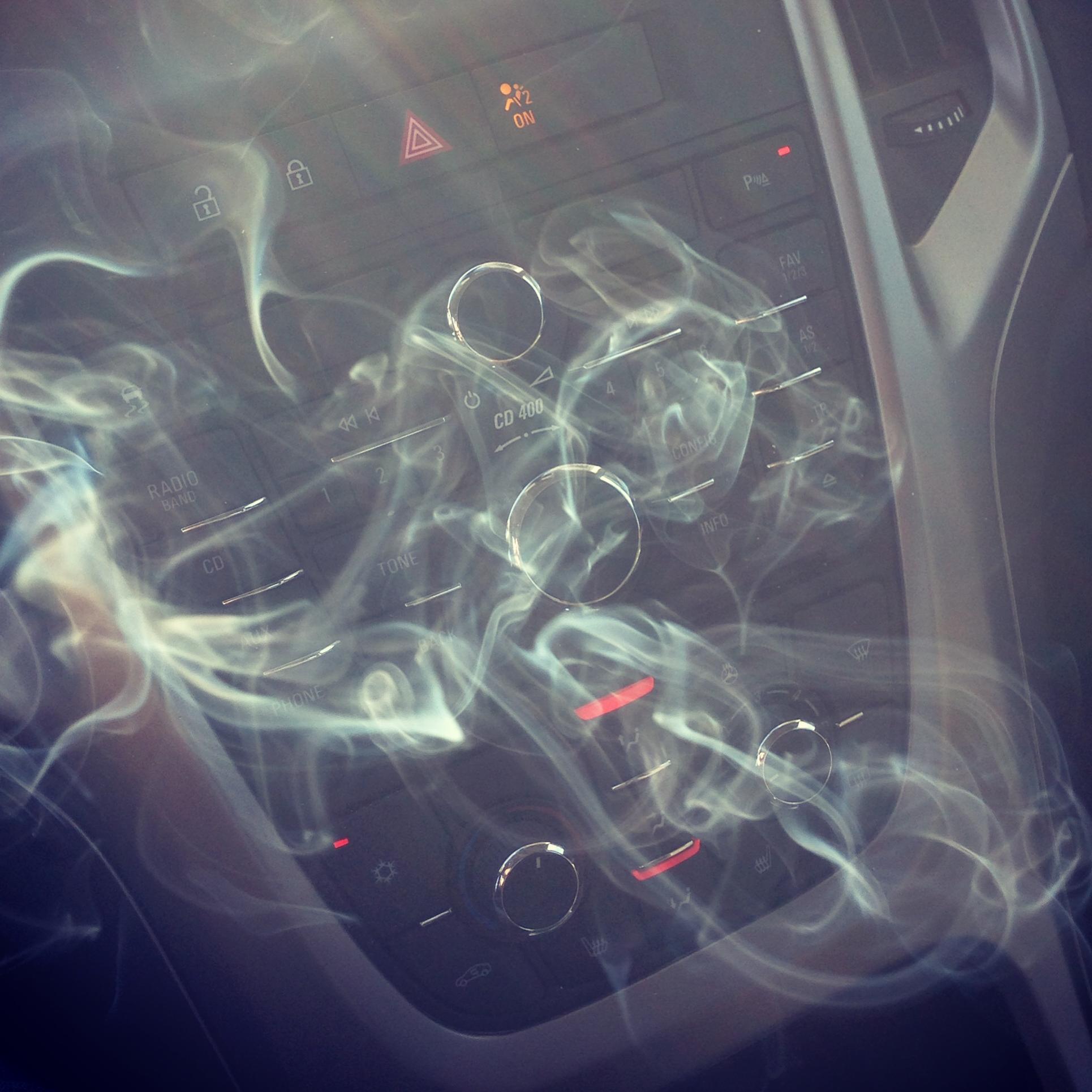 наша жизнь - дым