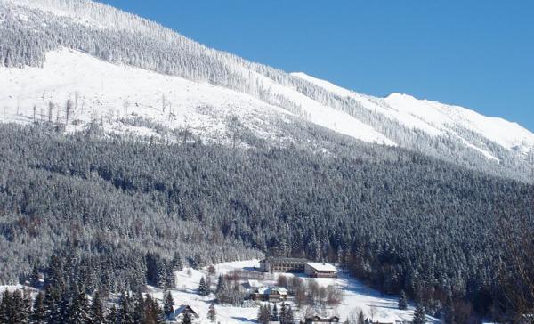 чехия горные лыжи