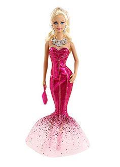 barbiemermaidgowndoll