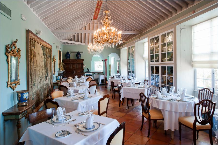 36.Restaurante 1-6 Hotel Hacienda de Abajo