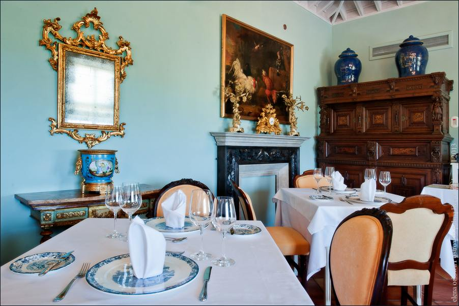 37.Restaurante 1-4 Hotel Hacienda de Abajo