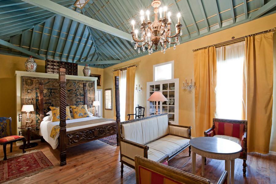 Deluxe 4-1 Hotel Hacienda de Abajo