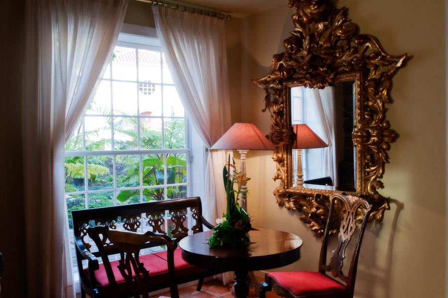 Hall 1 Hotel Hacienda de Abajo